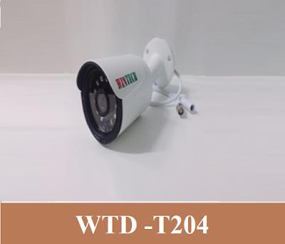 Camera AHD WinTech WTD -T204 Độ phân giải 1.0 MP