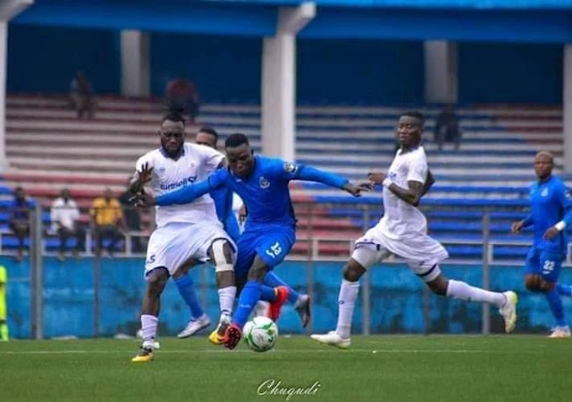 CAF Confederation Cup: Enyimba beat Diambars in Dakar