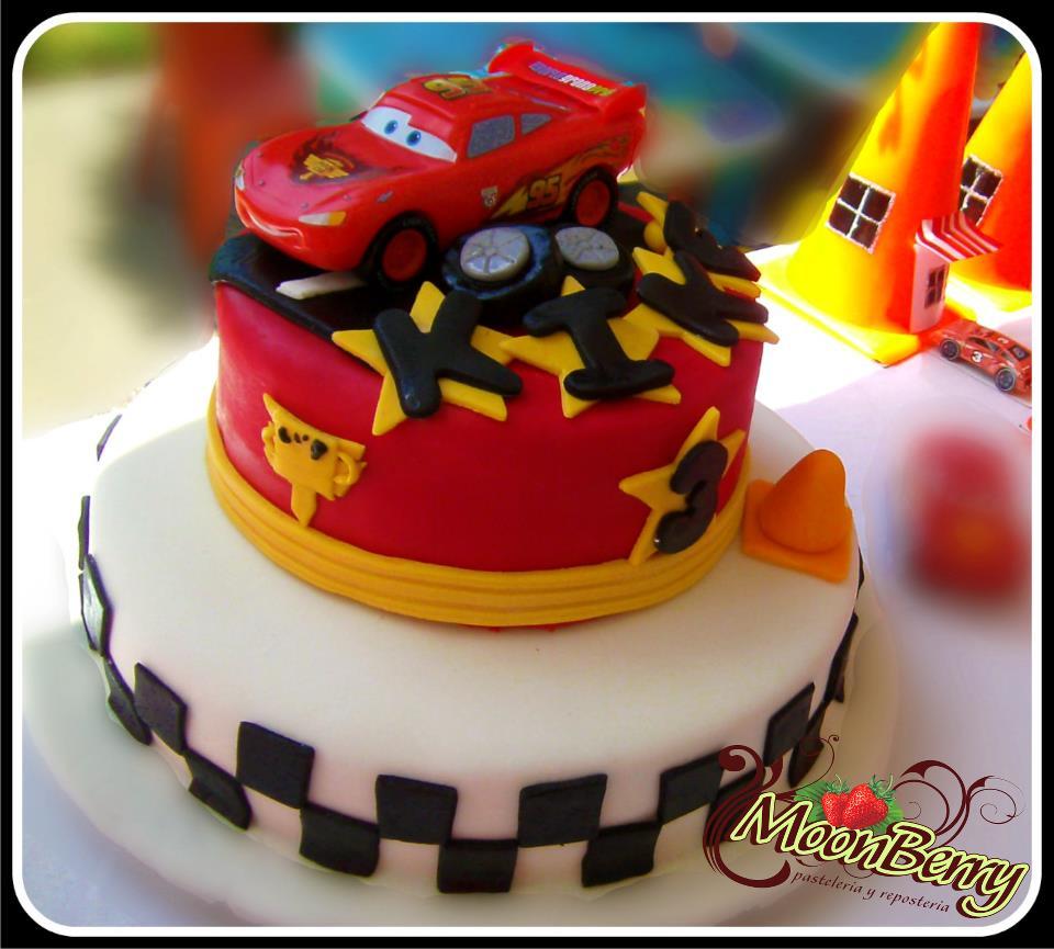 Ideas Para Tus Fiestas Infantiles: Fiesta De Cars (Rayo