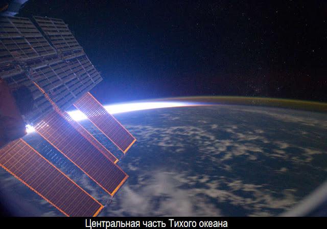 Ночная Земля из космоса 17