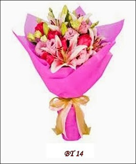Buket Bunga Ulang Tahun
