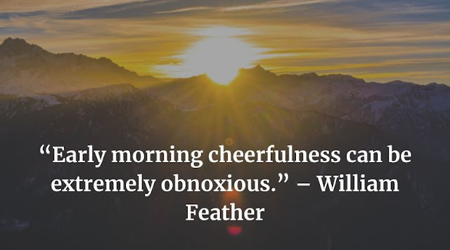 good morning images with life quotes in english