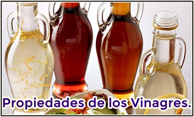 Beneficios poderosos para la salud del vinagre