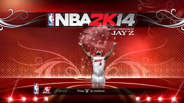 تحميل لعبة NBA 2K14