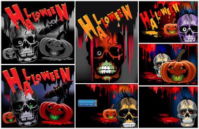 7-nen-do-hoa-hop-so-kinh-di-le-hoi-ma-quai-halloween-skull-vector-7927