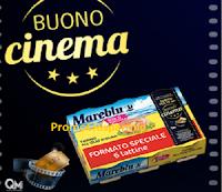 Logo Al cinema con Mareblu : voucher 1+1 gratis Stardust come premio certo