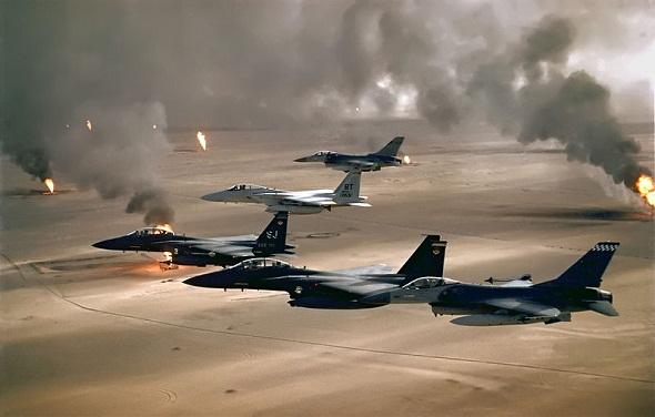 Gulf-War-حرب-الخليج-1991