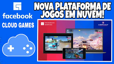 Facebook cloud games