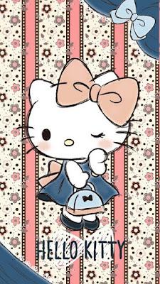 Hello kitty gambar