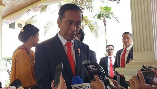 Soal Celana Cingkrang dan Cadar Bagi PNS, Begini Sikap Tegas Presiden Jokowi