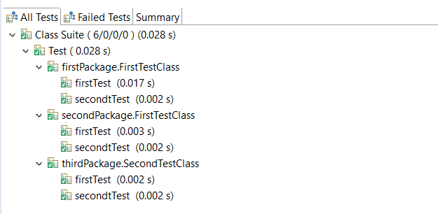How to create and configure TestNG Test Suite using Classes?