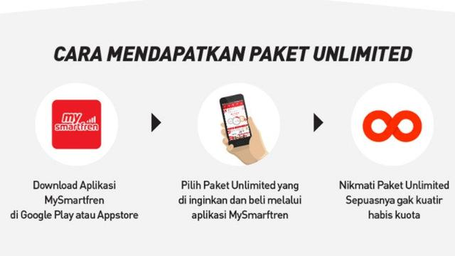 Smartfren #UnlimitedTanpaTapi Internet 4G 24 Jam Semua Aplikasi Nurul Sufitri Travel Lifestyle Blog Review