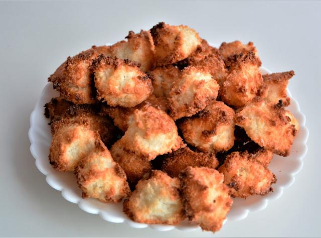 kokosanki na talerzu