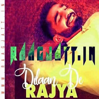 Dilaan De Rajya by Maninder Buttar lyrics