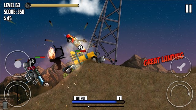 Death Chase - Play Online Free Game