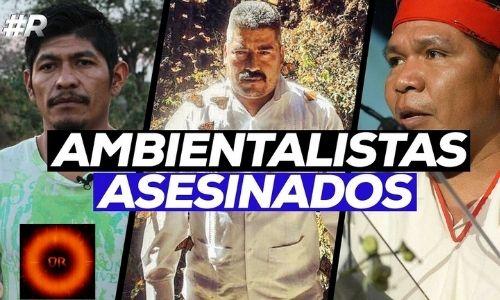 activismo ambientalistas colombia mexico