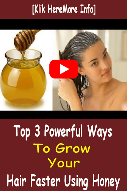 How To Make Your Hair Grow Faster With Honey