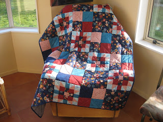 small lap quilt