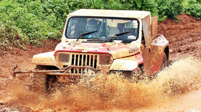 JENIS OUTBOUND OFFROAD
