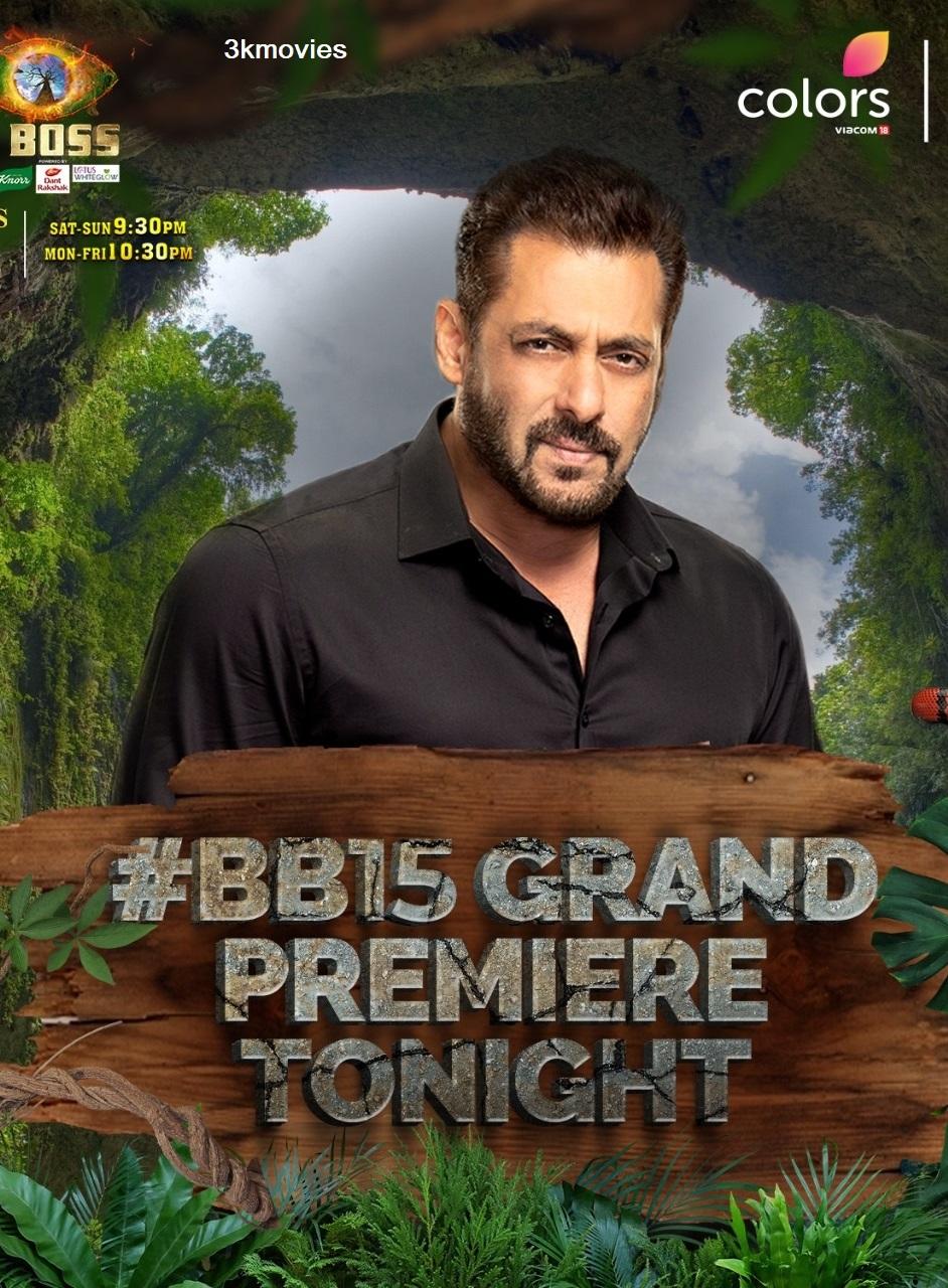 Bigg Boss (13th October 2021) S15E12 Hindi 720p HDRip 550MB Download