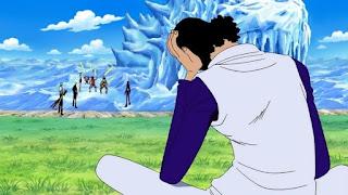 7 Fakta Kuzan One Piece