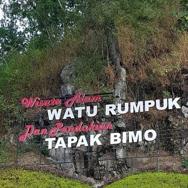 Lokasi dan Tiket Masuk Watu Rumpuk Madiun