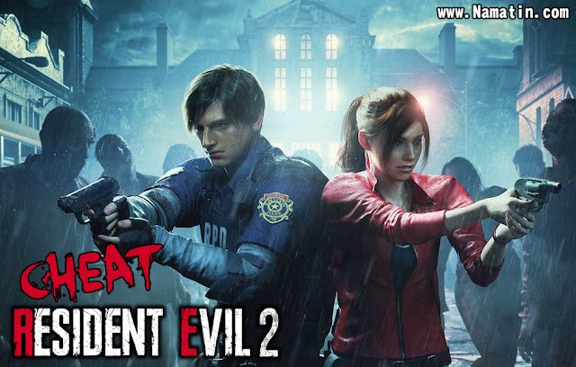 cheat resident evil 2 remake android