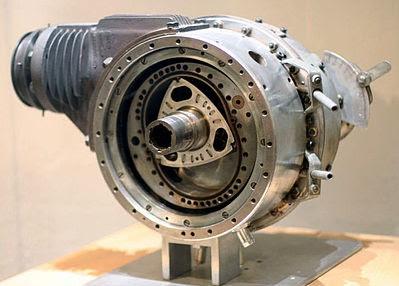محرك فانكل او المحرك الدوار