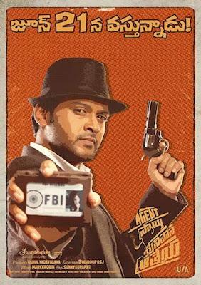 Agent Sai Srinivasa Athreya 2019 Telugu 720p WEB-DL 1.1GB ESubs