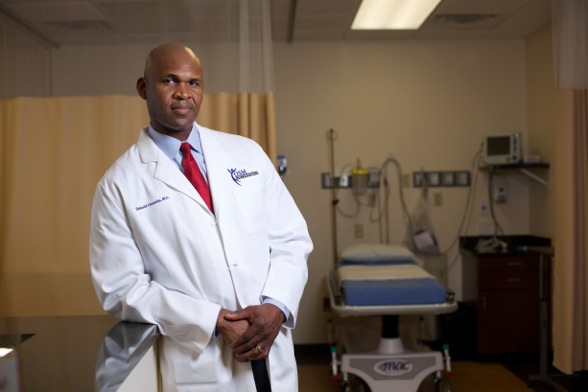NIGERIAN DOCTOR ARRESTED AND SUSPENDED IN THE U.S, FOR SEXUALLY ASSAULTING TWO PATIENTS
