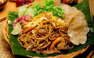 Makanan Khas Aceh Mie Aceh