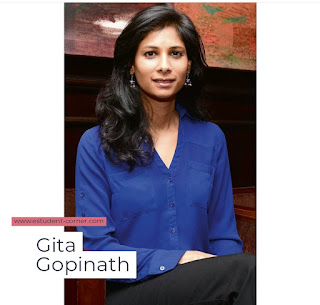 Gita Gopinath Wiki, Biography, Salary, Husband, Religion , Education -IMF Chief Economist
