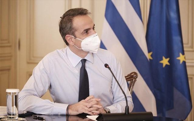 Κυρ. Μητσοτάκης: Η απότομη αύξηση των κρουσμάτων απομακρύνει το άνοιγμα την 1η Μαρτίου