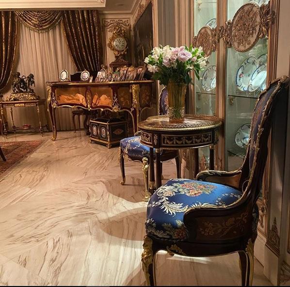 """""""Дорого – богато"""": Николай Басков показал, как выглядит интерьер его роскошной квартиры"""