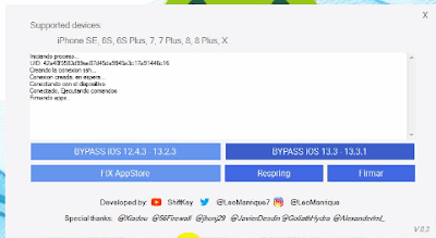Bypass iCloud Activation Lock On Iso 13.3-Bypass Tool Download