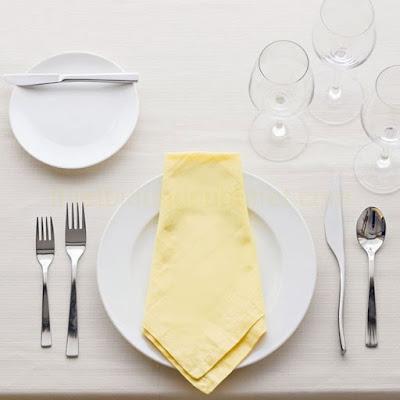 Hình ảnh bộ dao muỗng nĩa inox cao cấp