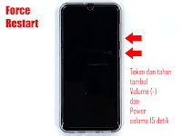 Coba Cara Ini Jika Samsung Galaxy A20 A20s Tiba-tiba Mati Tidak Mau Nyala