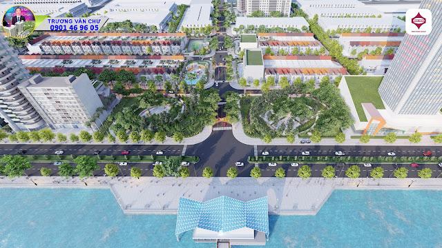 Bảng giá đất nền dự án Vịnh An Hòa city Núi Thành Quảng Nam 01