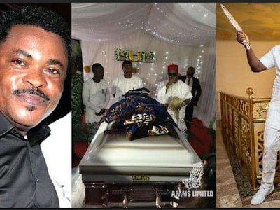 """My mom has been appearing in my dream, asking that I re-bury her"""" – Victor Osuagwu (Video)"""