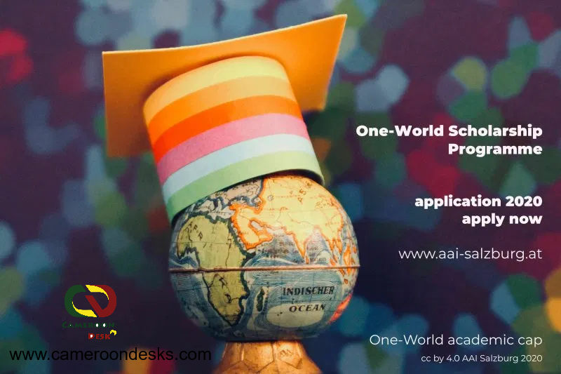 AAI One World Scholarship Programme in Austria 2021/2022 for Developing Countries