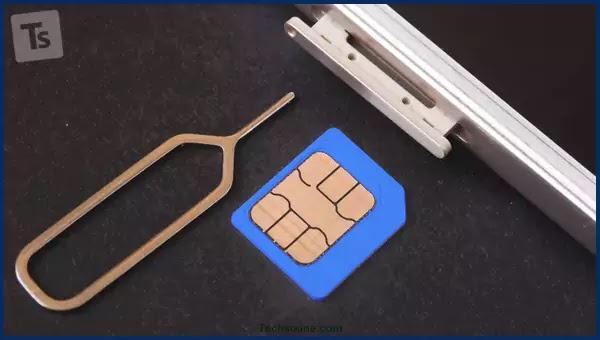 اصلاح بطاقة Sim لا تشتغل