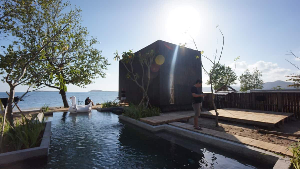 hotel murah di pinggir pantai lombok
