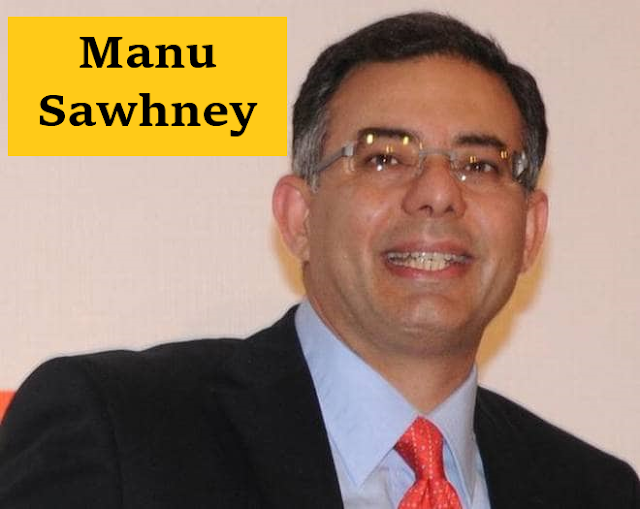 Manu Sawhney: The ICC's new Chief Executive Officer