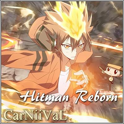 حصريا رمزيات أنمي Hitman Reborn