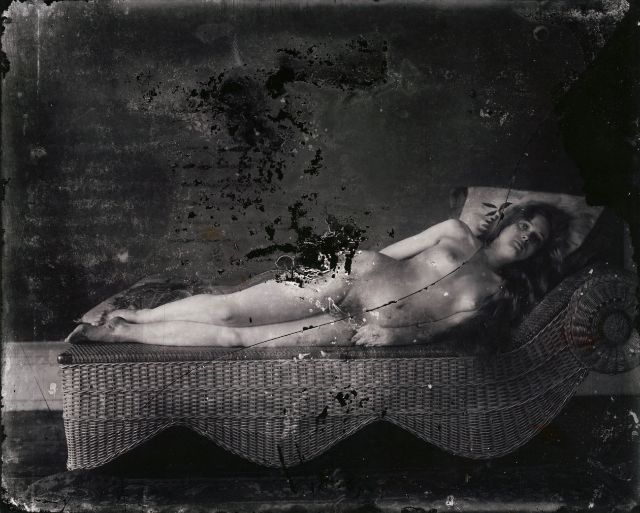 Haunting Photographs of the Prostitutes of Storyville New