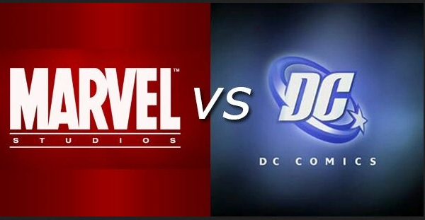 DC COMICS BETTER THAN MARVEL!