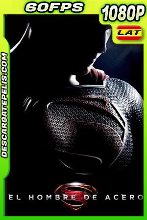 El hombre de acero (2013) 1080p 60FPS BDrip Latino – Ingles