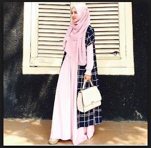 Gamis Syar'i Nan Stylish Untuk Wanita Sehari-hari