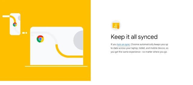 Google Chrome Synchronization Features Best Browser Microsoft Edge vs Google Chrome