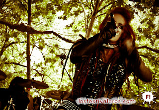 [In Mute] en el Festival Leyendas del Rock 2015
